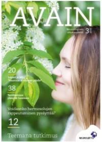 Avain-lehti 3 2019 kansikuva