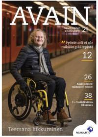Avain-lehti 2 2019 kansikuva