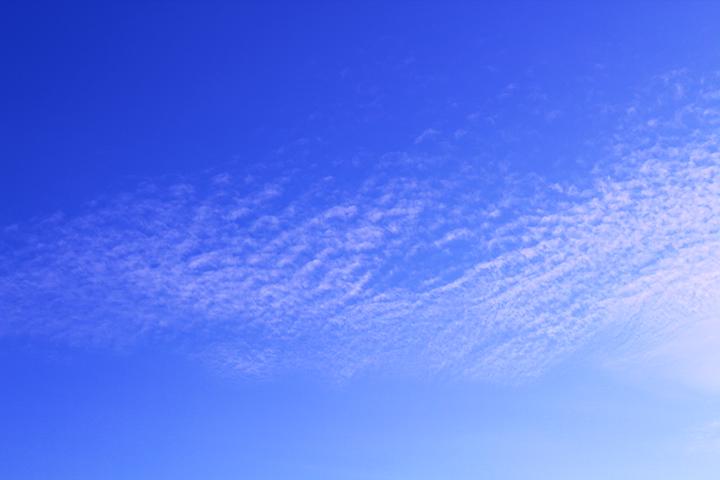 Harsopilviä taivaalla