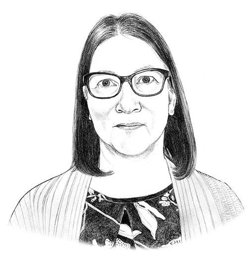 Merja Vettenranta-Pohjanlehto, palvelutalon johtaja, Merenpisara Neuroliitto ry